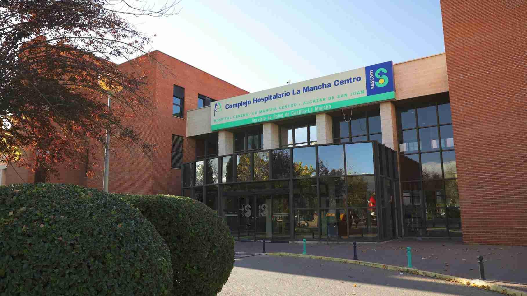 El Hospital Mancha Centro redujo un 53 por ciento el número de pacientes ingresados por COVID-19 en el mes de abril 1