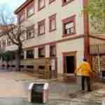 Geacam refuerza el trabajo de Protección Civil en las residencias de ancianos del municipio 8