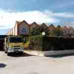 Geacam refuerza el trabajo de Protección Civil en las residencias de ancianos del municipio 6