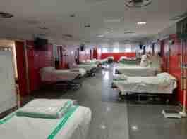 nstalan mas camas en el hospital de valdepenas