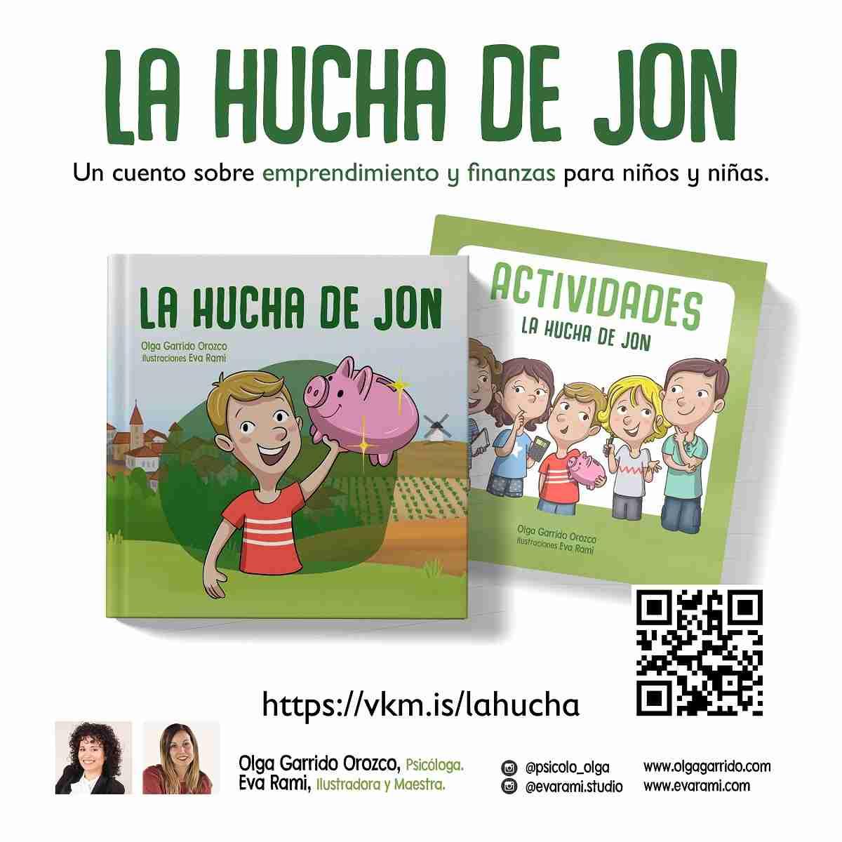 La hucha de Jon, un cuento sobre emprendimiento y finanzas para niños 3