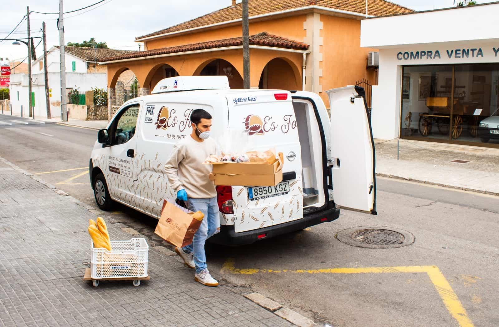 Servicio a domicilio: la oportunidad en plena crisis en Toledo 22