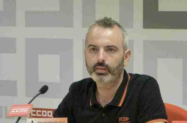 CCOO valoró la inmediata puesta en marcha de un Plan de Vigilancia de la Salud para toda la plantilla en el Ayuntamiento de Toledo 1
