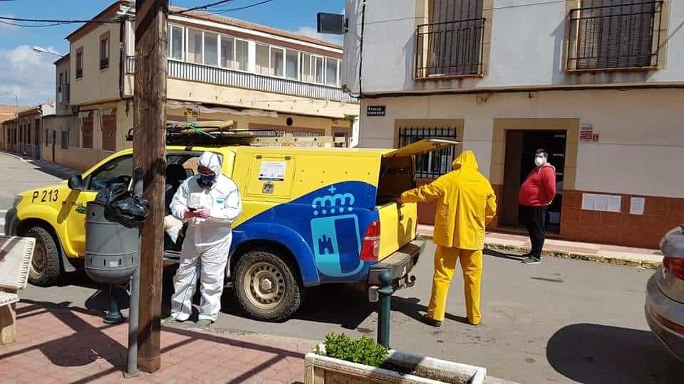 El alcalde de Los Pozuelos de Calatrava destacó el orgullo por los vecinos y vecinas y la solidaridad que abunda en la localidad 1