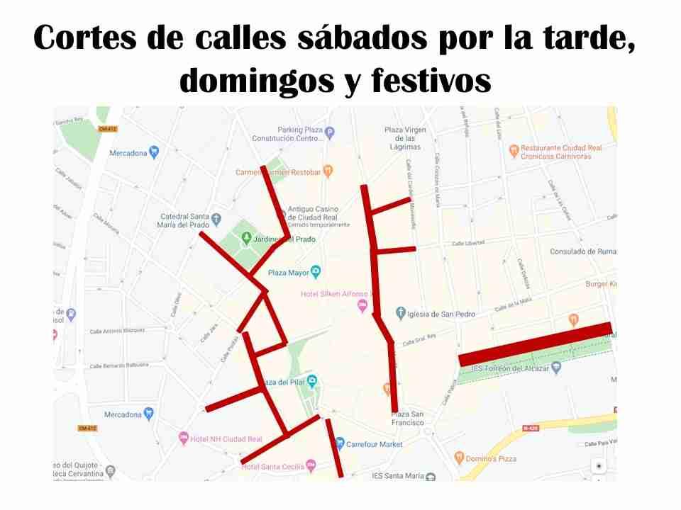 El Ayuntamiento suprime la tasa de terrazas y cortará al tráfico diversas calles del centro los fines de semana 3