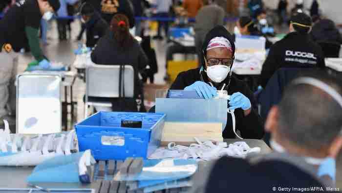 El Gobierno regional agradeció por el trabajo del personal de Enfermería en la lucha contra el COVID 1