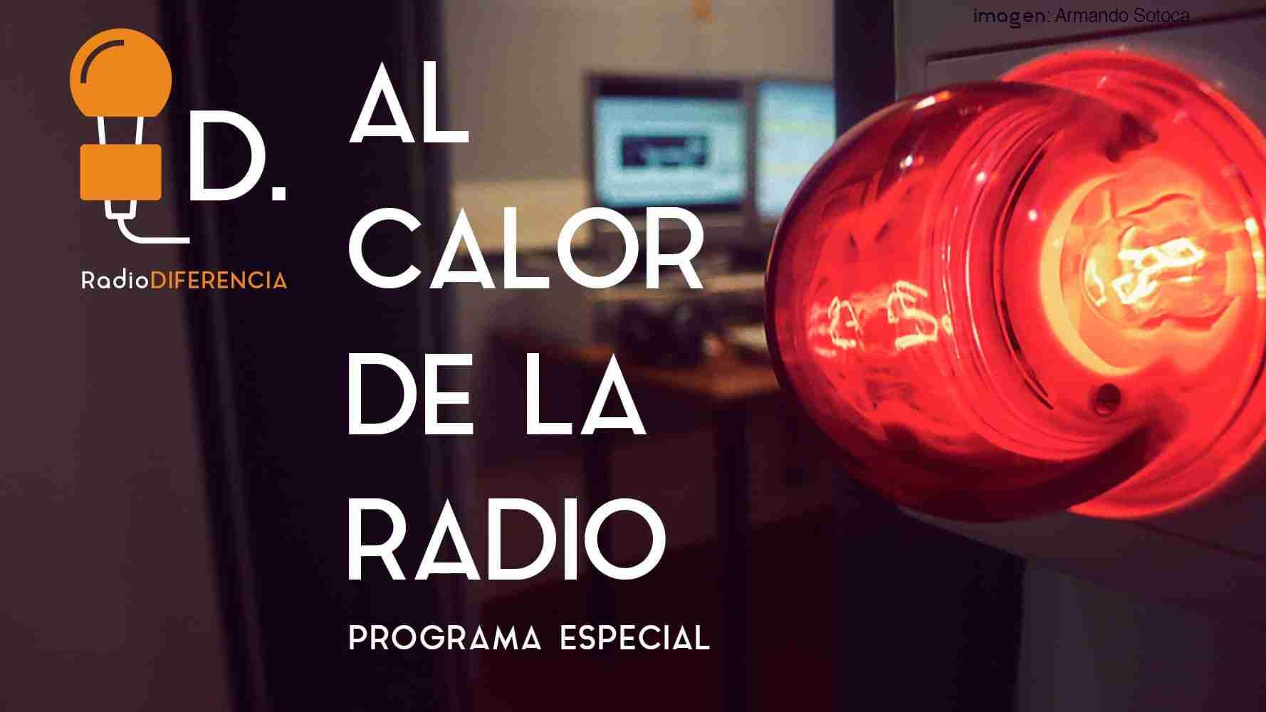 Estudiantes de las diez promociones de periodismo participan en el especial de Radio Diferencia 1