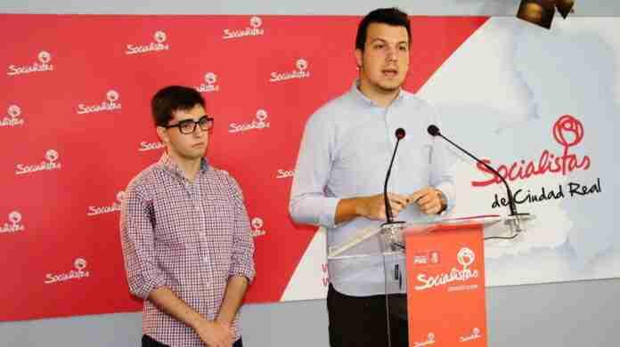 carlos rubio de juventudes socialistas de ciudad real