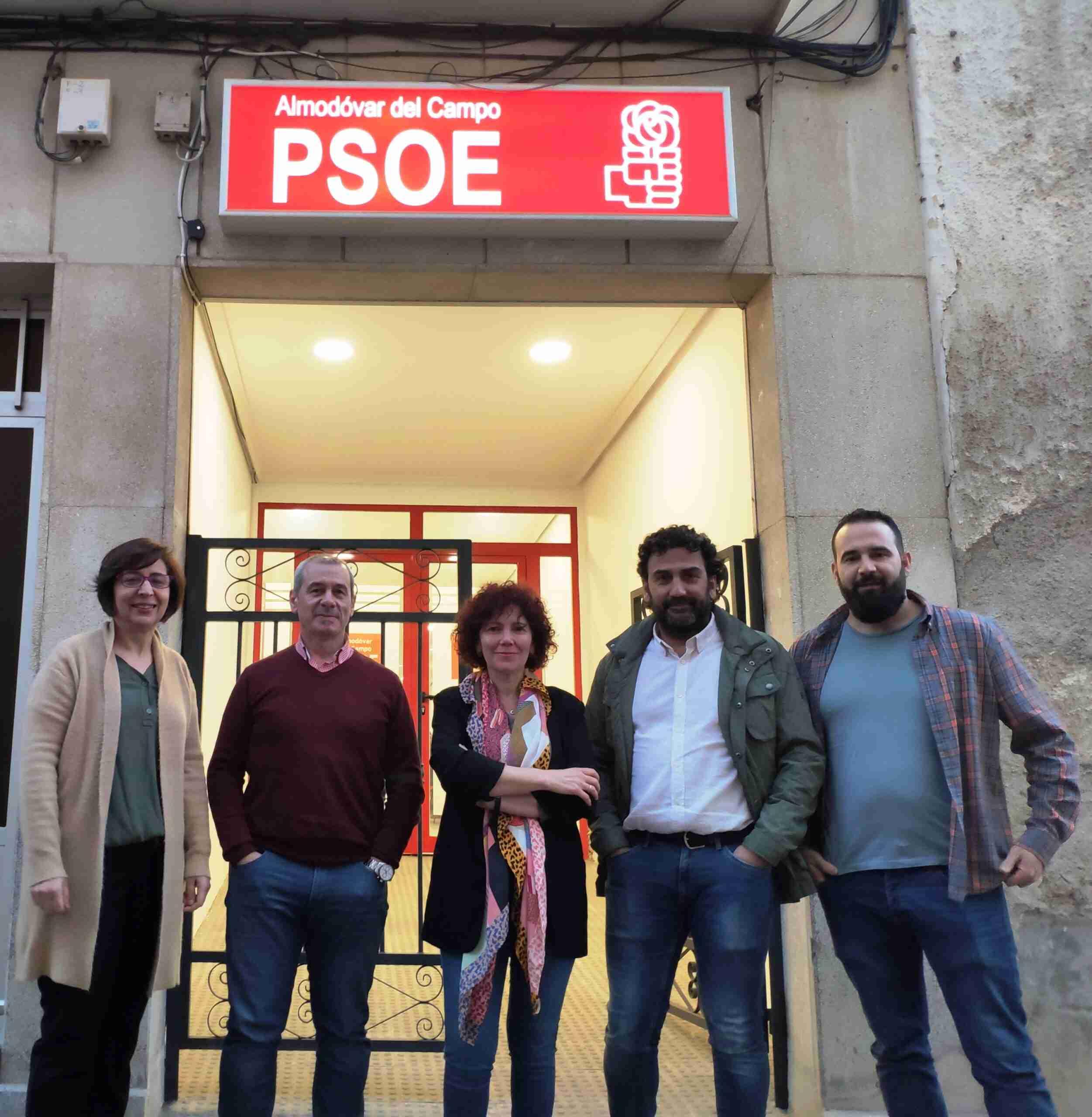El grupo socialista de Almodóvar del Campo solicitó la retirada y nueva redacción para el informe de viabilidad de la construcción y explotación de la EDAR 1