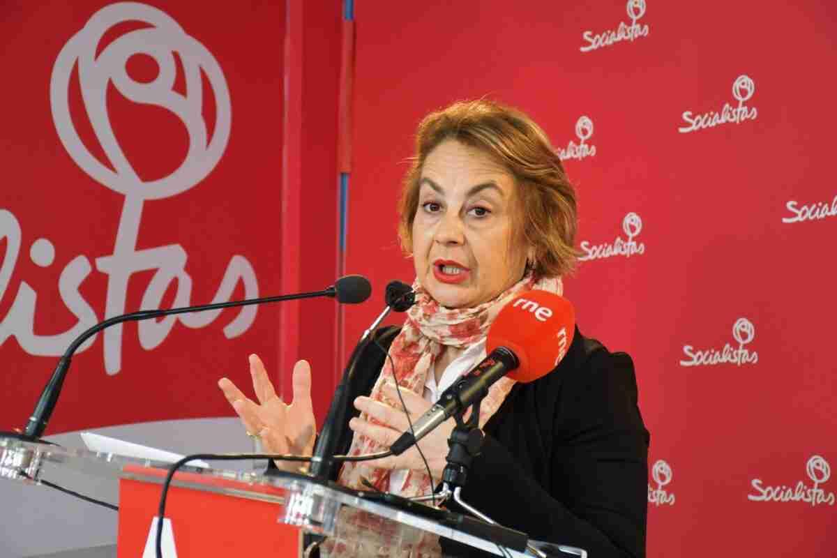 """EL PSOE sostiene que """"con o sin la ayuda del PP, el Ejecutivo de García-Page no dejará a nadie atrás en esta crisis"""" 1"""