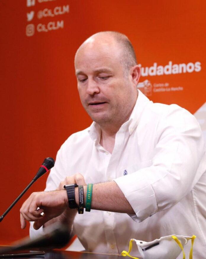 diputado alejandro ruiz de Cs hace llamado a la moderacion