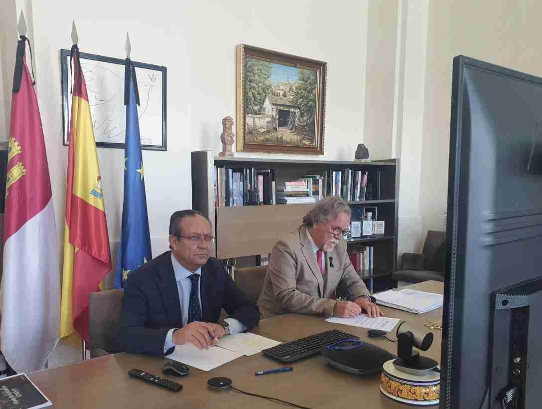 Castilla-La Mancha le solicitó al Gobierno central un mayor margen con las tasas de reposición y estabilización en futuras ofertas de empleo público 1