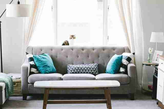 decoración a prueba de pandemia, sofás, salón