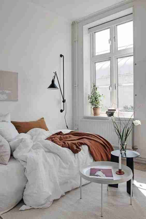 camas deshechas nordico