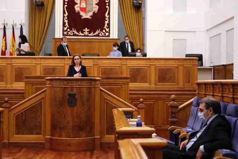 """Úrsula López (Cs): """"Fortalecer las infraestructuras sanitarias y garantizar la protección de los profesionales, eso es política útil"""""""