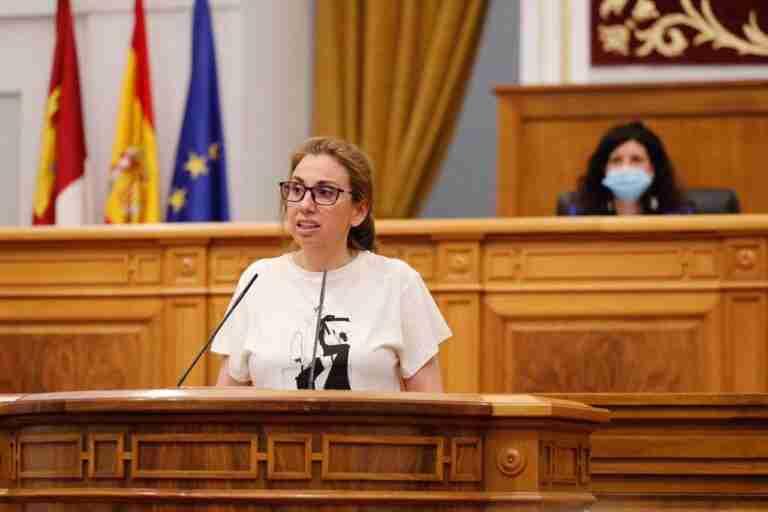 """Úrsula Lopez (Cs): """"La sanidad es para cuidar a los ciudadanos, no para enfrentarlos"""""""