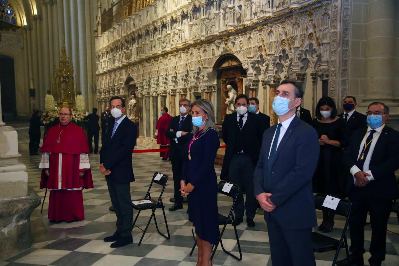 Corpus Christi sin la presencia de los feligreses