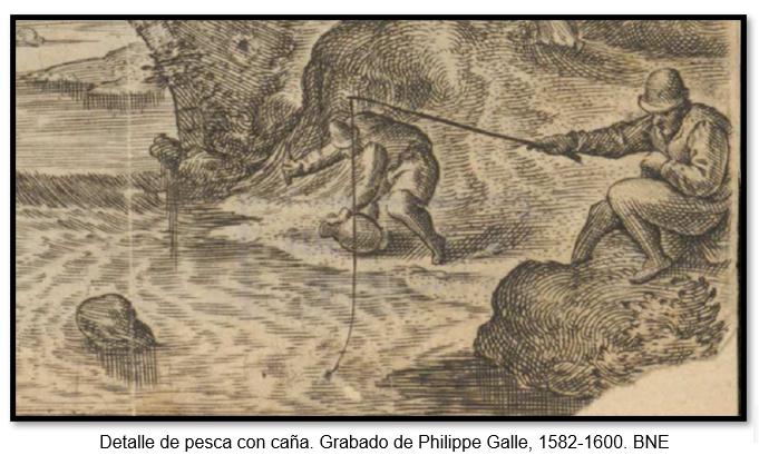 La caña de pescar de Sancho Panza