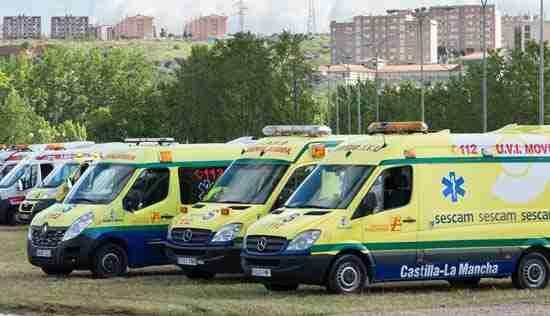 CCOO a las contratas de las Ambulancias de las cinco provincias a comparecer ante el Jurado Arbitral y pagar lo establecido en el convenio colectivo 1