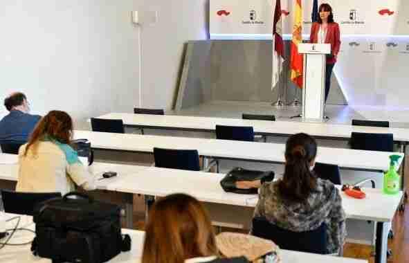 El Gobierno regional apuesta a la educación en el mundo rural con la apertura de un nuevo colegio público en Cabañas de Yepes (Toledo) 1