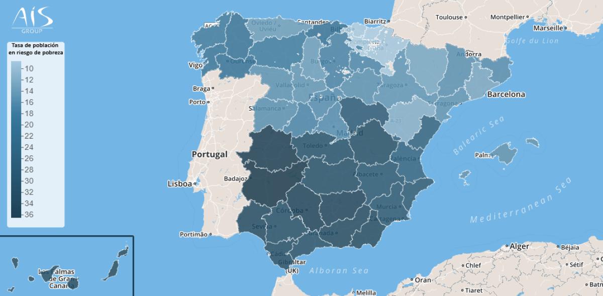 espana riesgo pobreza ais