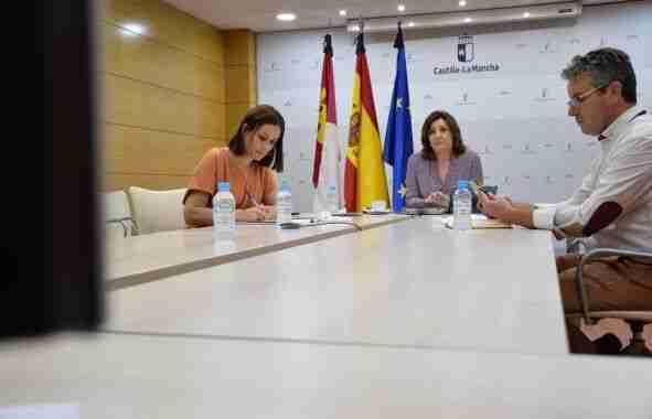 El Gobierno regional y Euro-Toques intensifican el esfuerzo común para promocionar la gastronomía de Castilla-La Mancha 1