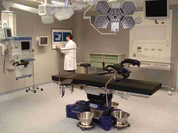 hospital de valdepenas recupera actividad quirurgica