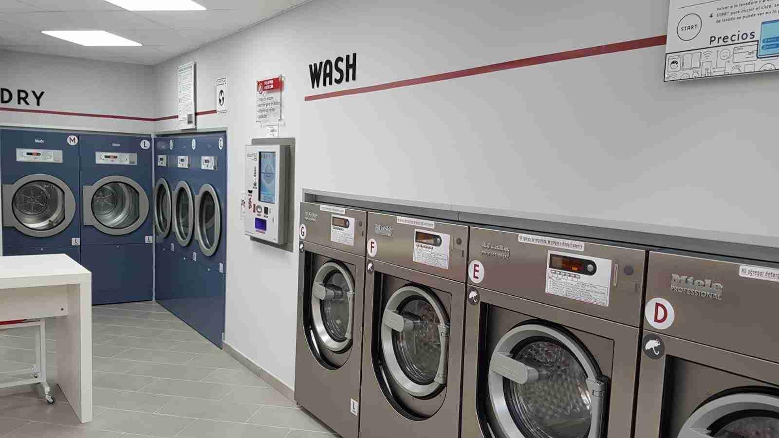 Abre la primera lavandería autoservicio en Campo Criptana 1