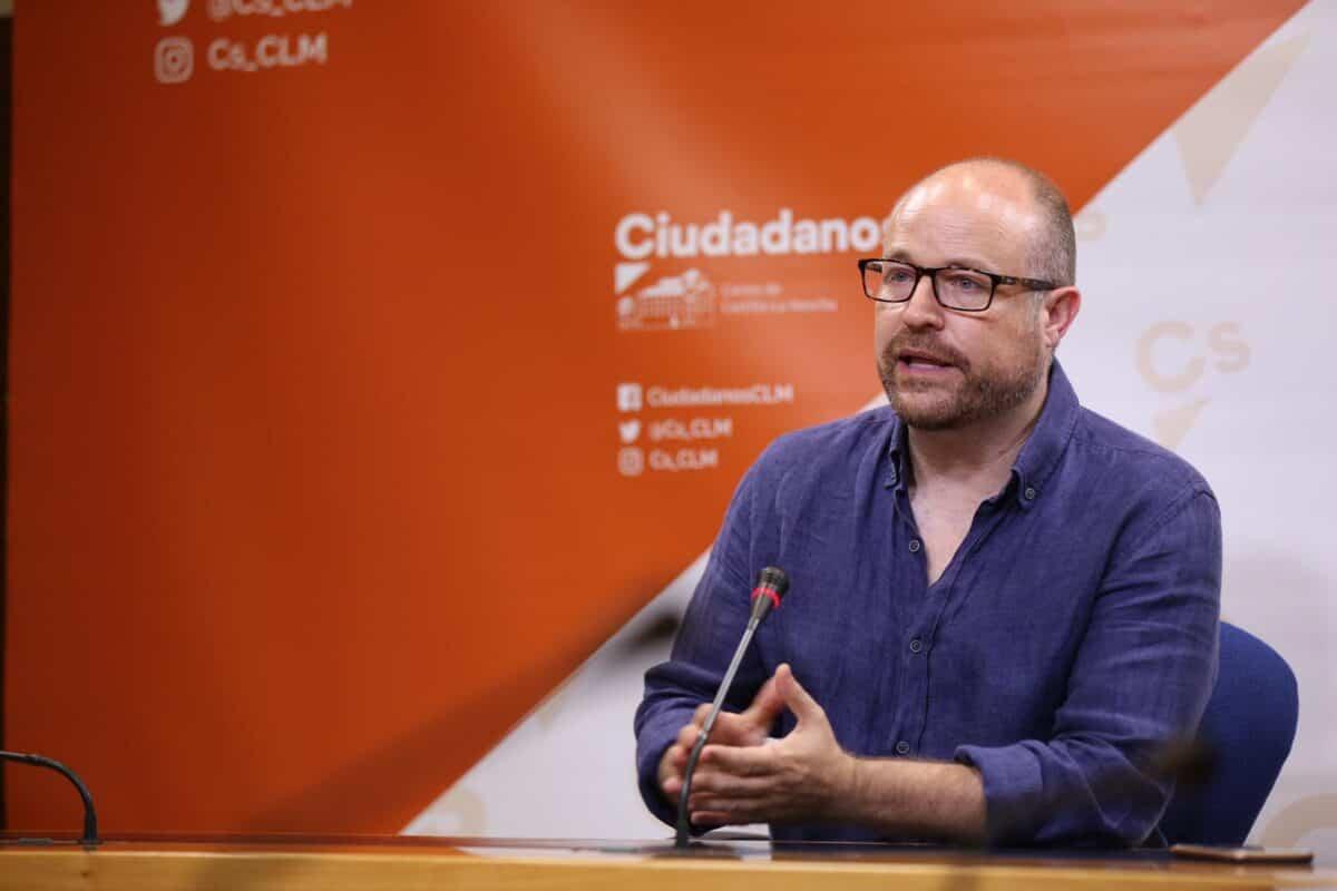 """Ciudadanos sobre la futura Ley del Agua de C-LM """"es un brindis al sol"""" 1"""