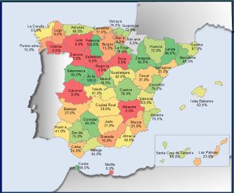 42% de la población de Castilla La Mancha tiene descuentos del IBI a instalaciones de autoconsumo 1