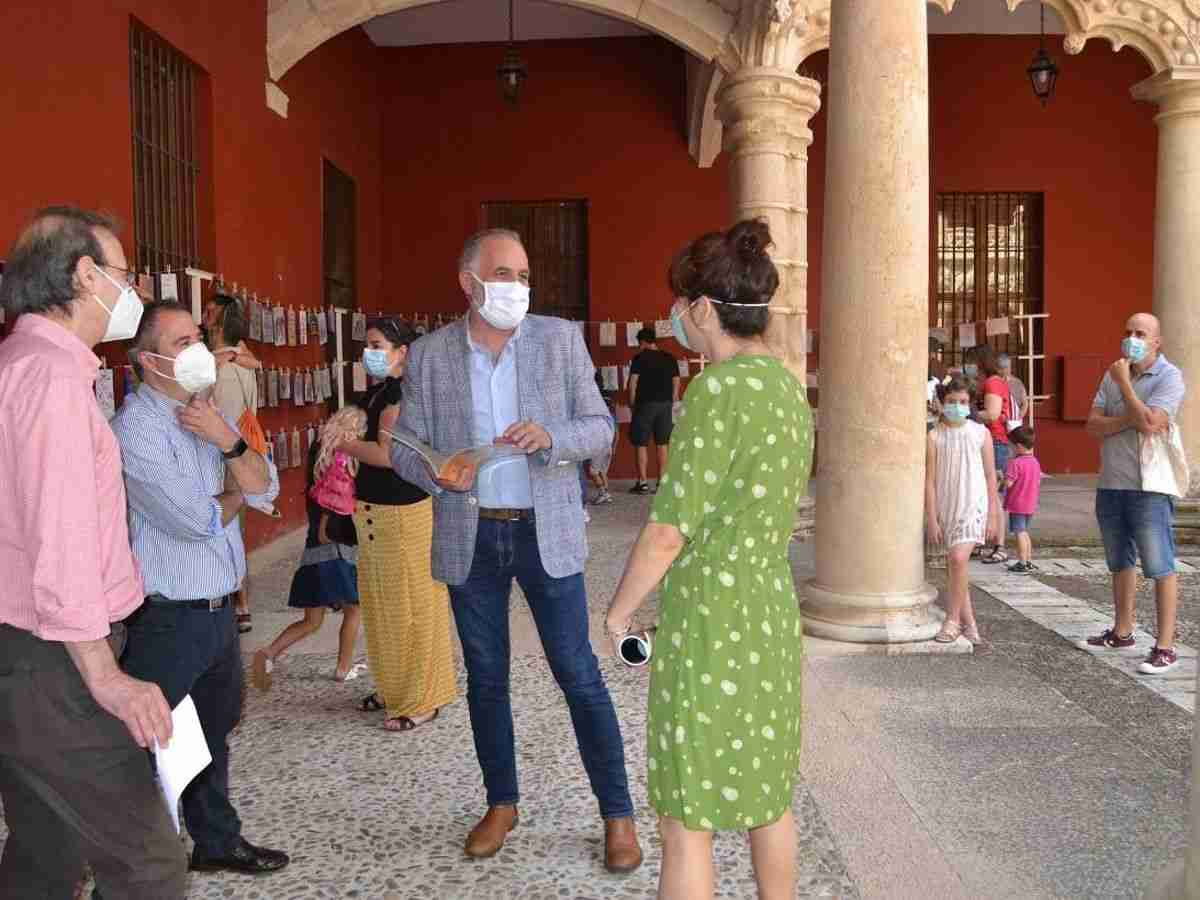El Gobierno de Castilla-La Mancha comienza las obras de mejora de la CM-2100 entre Arcas y Tórtola 1