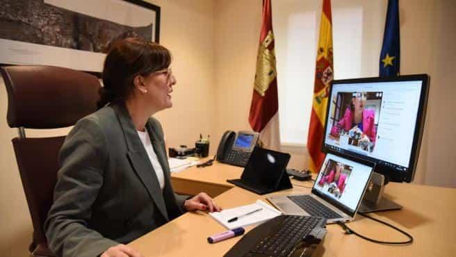 Las Cortes regionales se sumaron al minuto de silencio en el último día de luto oficial por las víctimas del COVID-19 1