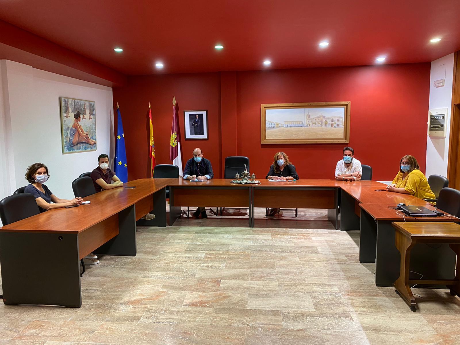El grupo socialista de Torralba de Calatrava ve con satisfacción la primera reunión municipal para reconstrucción socioeconómica de la localidad 1