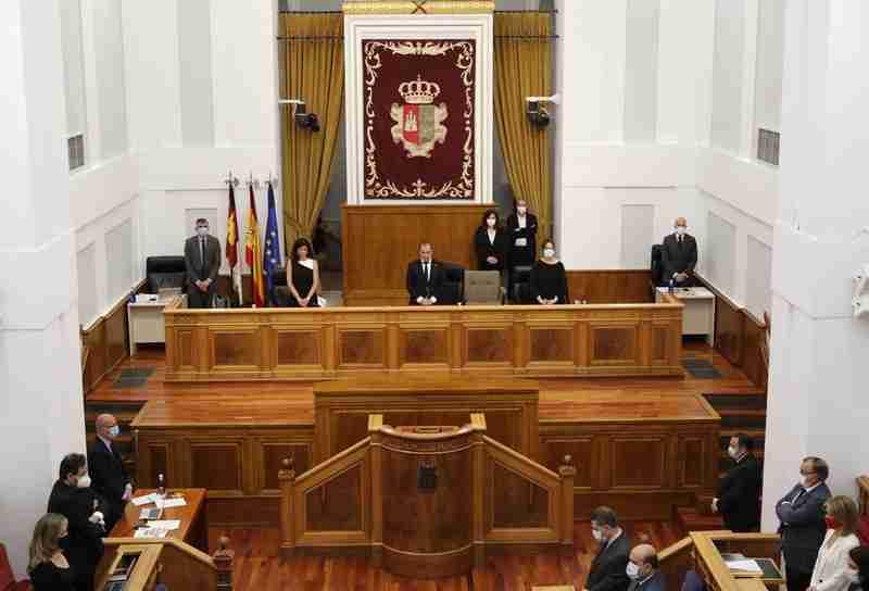Las Cortes regionales aprobaron seis resoluciones de PSOE y Cs con medidas de respuesta a la pandemia del coronavirus 1