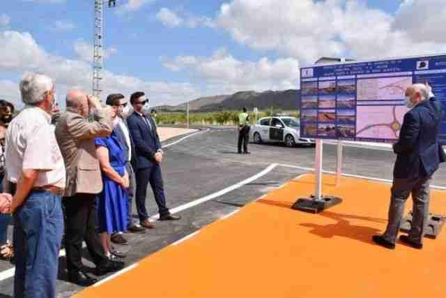 El Gobierno regional invertirá dos millones de euros en mejoras de seguridad vial de la Red regional de Carreteras durante 2020 1