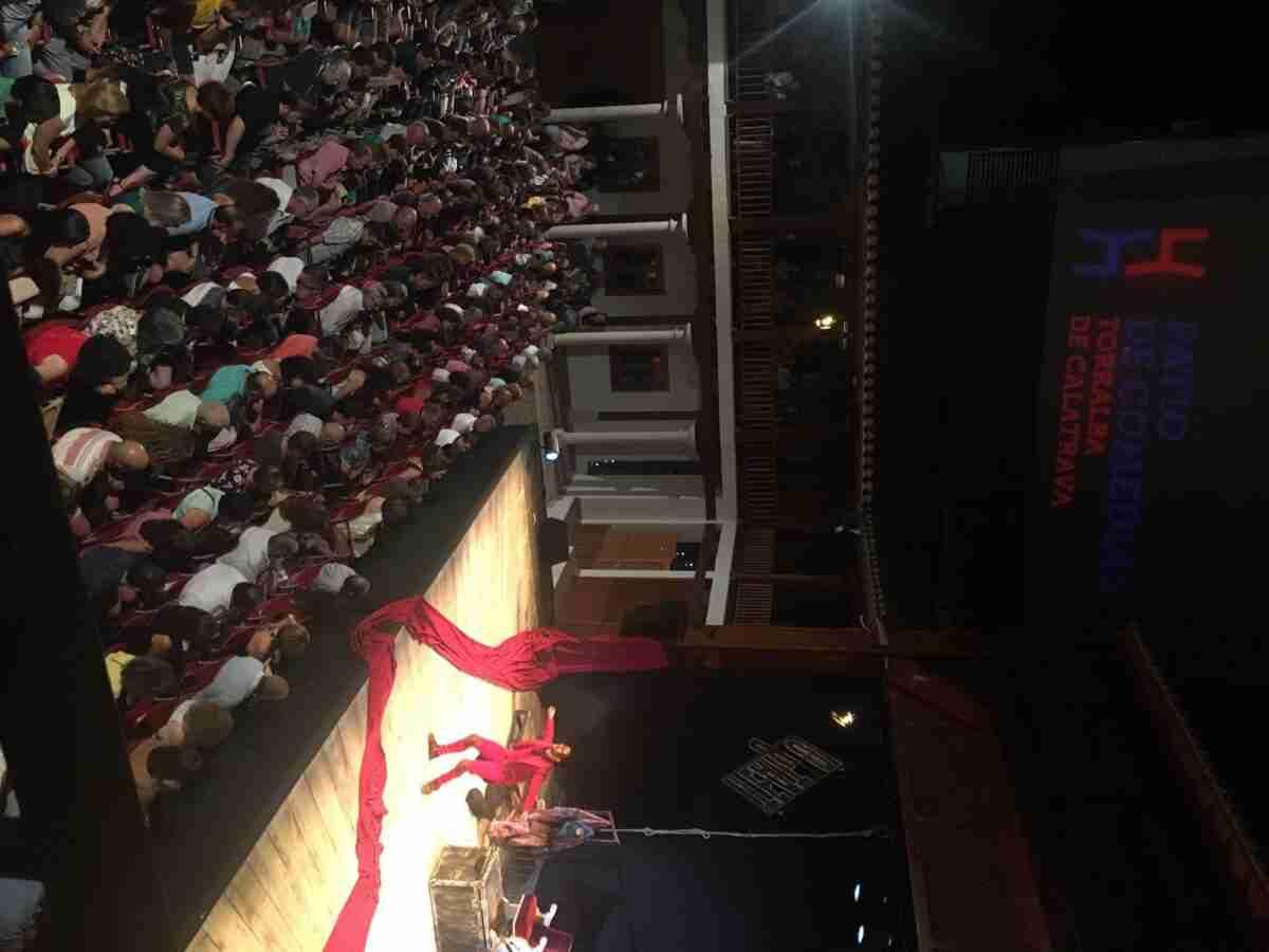 El X Festival de Teatro de Torralba de Calatrava se aplaza a 2021 y el ciclo Música en los Patios queda cancelado 1