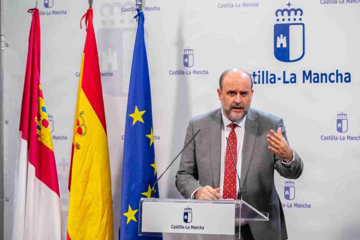 vicepresidente regional consejo gobierno cuenca