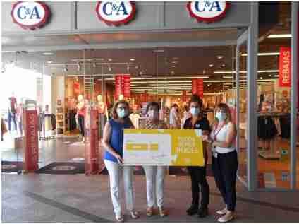 C&A homenajea a héroes locales de Castilla-La Mancha que ayudaron a la sociedad en la pandemia 1