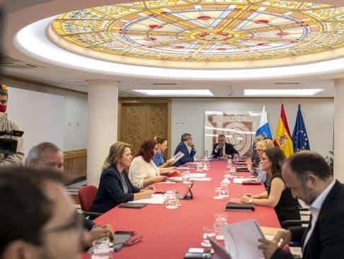 El Gobierno regional dio visto bueno a una partida de 11,4 millones de euros para Bienestar Social 1
