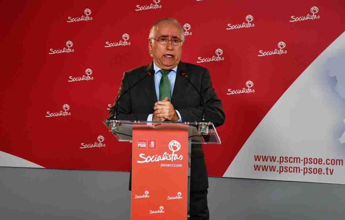 """Desde el PSOE piden """"prudencia"""" a Cortes Valentín al hablar del brote de Socuéllamos que evoluciona de forma favorable 1"""