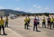 ccoo industria visita base geacam alcoba de los montes