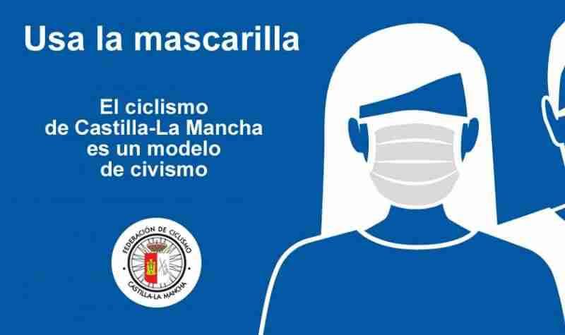 Protocolo COVID-19 de la Federación de Ciclismo de Castilla-La Mancha para eventos oficiales en la región 1