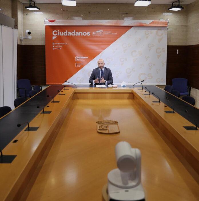 diputado zapata Cs informe tribunal de cuentas