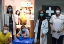 equipo de farmacia hospitalaria de ciudad real