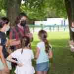 Las medidas sanitarias de seguridad no impiden la celebración de las Escuelas de Verano 2020 en Argamasilla de Alba 5