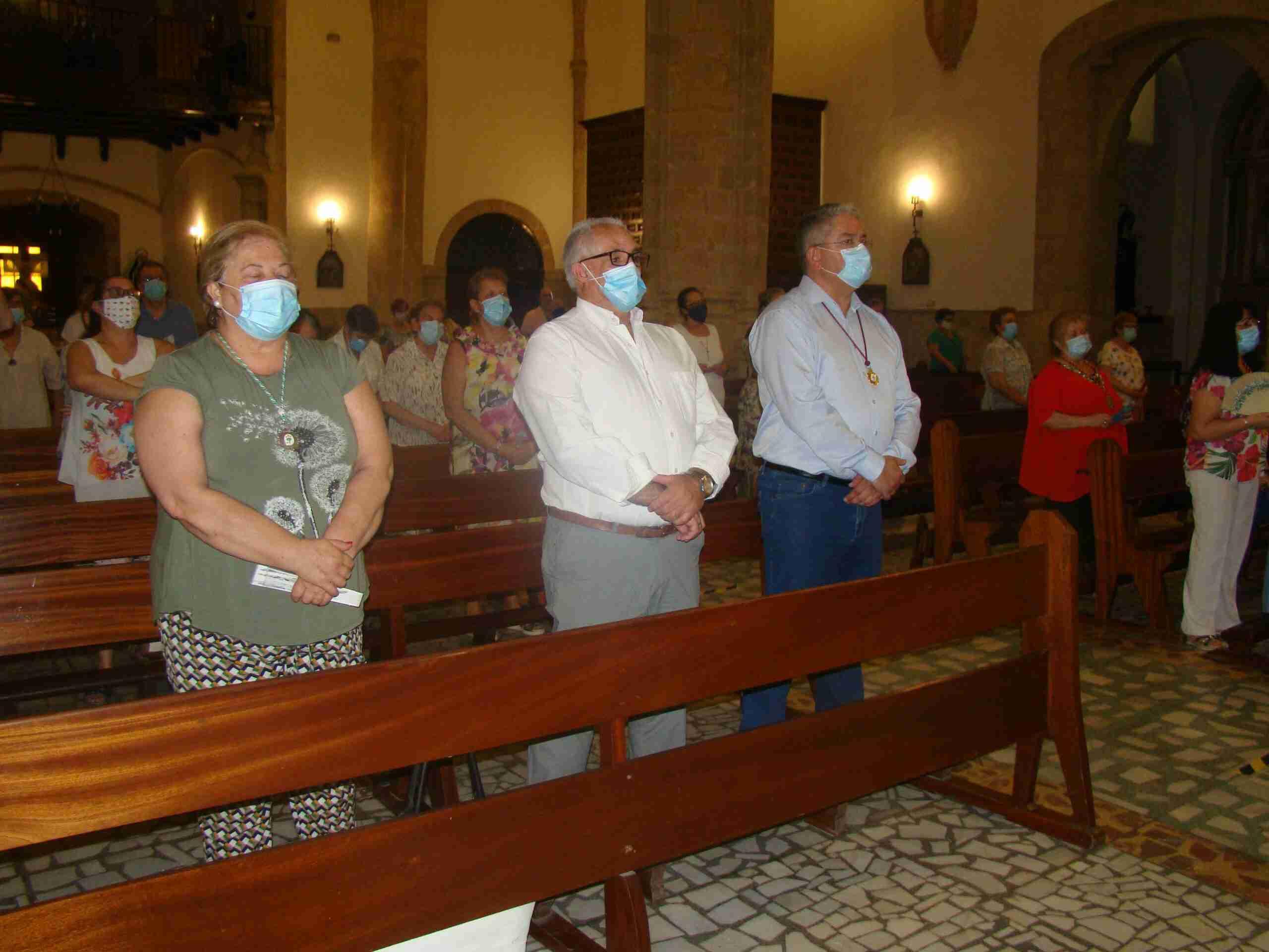 Quintanar celebra la festividad de Santiago y de San Joaquín y Santa Ana con actos religiosos 6