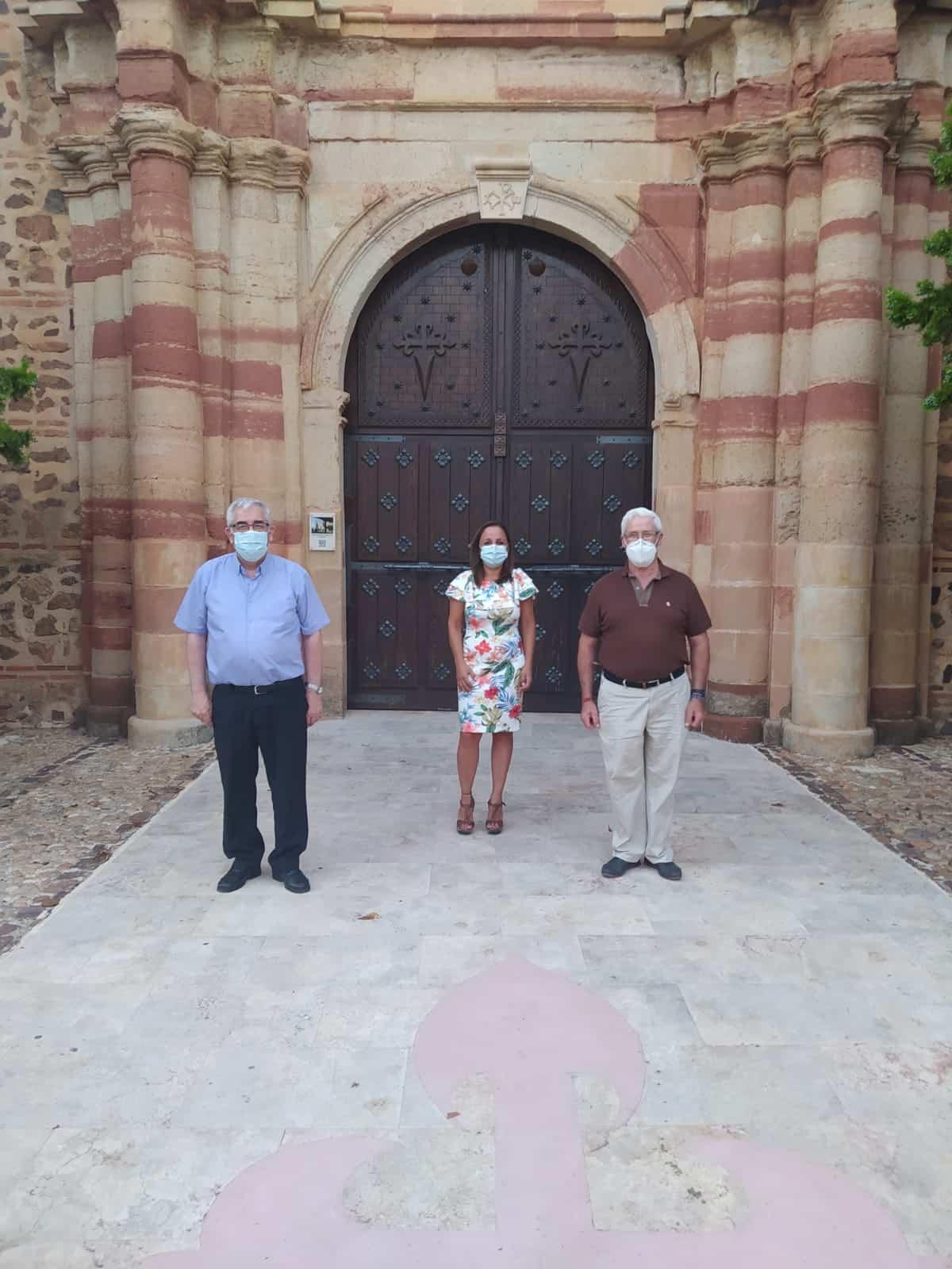 Castellar de Santiago no va a suspender los actos de sus fiestas patronales en honor al Santísimo Cristo en septiembre si las circunstancias lo permiten 1