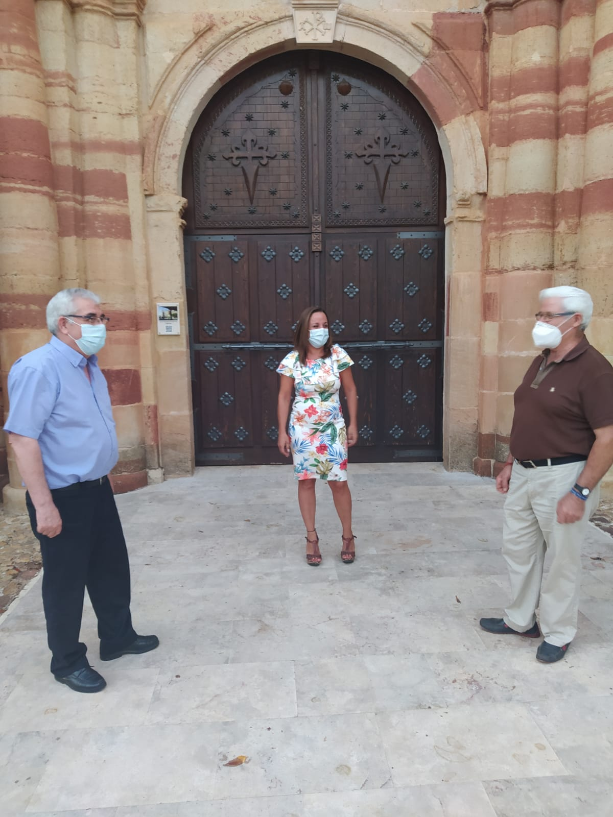 Castellar de Santiago no va a suspender los actos de sus fiestas patronales en honor al Santísimo Cristo en septiembre si las circunstancias lo permiten 2