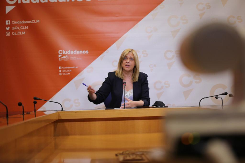 Picazo recordó que Ciudadanos logró la comisión de estudio sobre la gestión sanitaria de la Junta 1