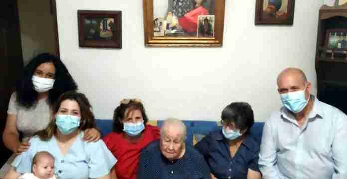 homenaje dia del abuelo villarrubia
